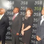Kwacha trades on JSE