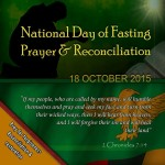 NATIONAL PRAYERS AND FASTING